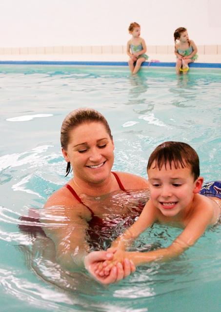swim lessons 20