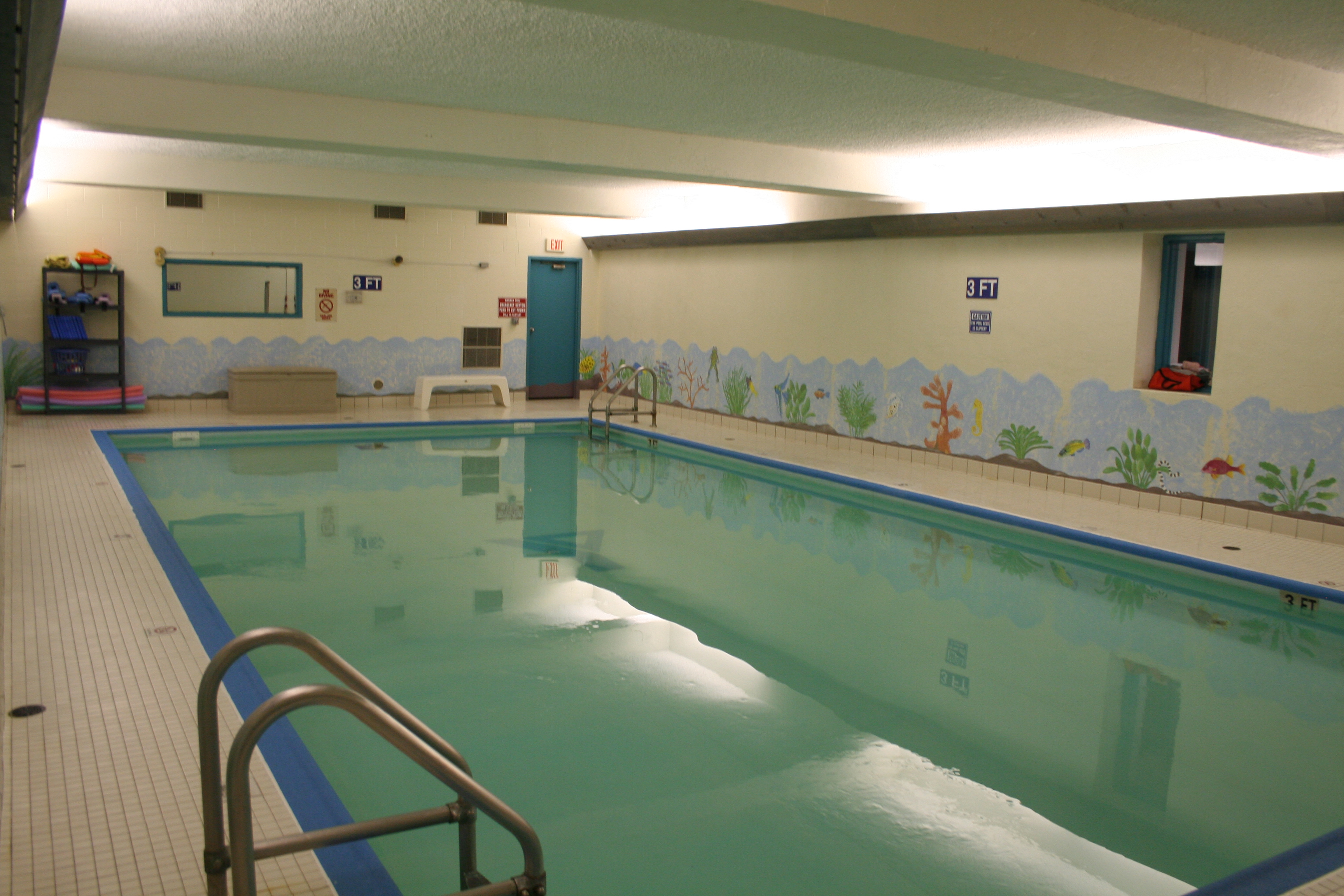Warm Water Pool Use Ymca Of Greensburg Pa Youth